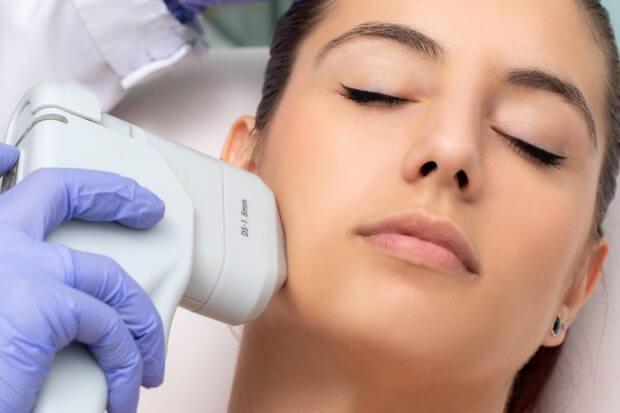 HIFU fókuszált ultrahang kezelés